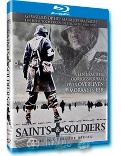 Saints and Soldiers - Larry Bagby, Corbin Allred - Blu-Ray (2003)