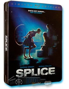 Splice - Adrien Brody, Sarah Polley - Blu-Ray (2009) Steelbook