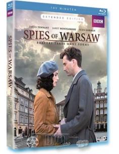 Spies of Warsaw - David Tennant, Janet Montgomery - Blu-Ray (2012)