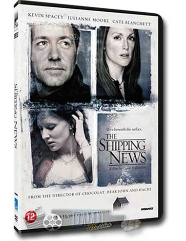 The Shipping News - Kevin Spacey, Judi Dench - DVD (2001)