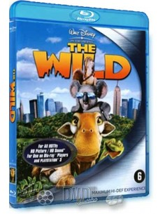 The Wild - Walt Disney - Blu-Ray (2006)
