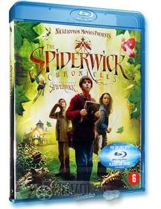 The Spiderwick Chronicles - Freddie Highmore - Blu-Ray (2008)