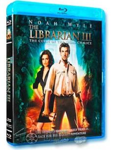 The Librarian 3 - Noah Wyle - Jonathan Frakes -  Blu-Ray (2008)