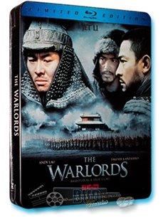 The Warlords - Jet Li, Andy Lau, Takeshi Kaneshiro - Blu-Ray (2007)