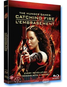 The Hunger Games - Catching Fire - Blu-Ray (2013)
