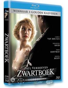 Zwartboek - Carice van Houten - Paul Verhoeven - Blu-Ray (2006)