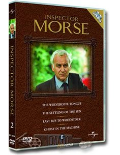 Inspector Morse 2 - John Thaw, Kevin Whately - DVD (1988)
