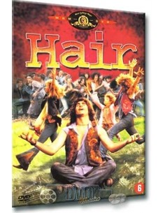 Hair - John Savage, Beverly D'Angelo - DVD (1979)