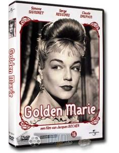 Golden Marie - Simone Signoret, Serge Reggiani - DVD (1952)
