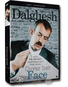 Inspector Dalgliesh - Cover her Face [3DVD] - DVD (1985)