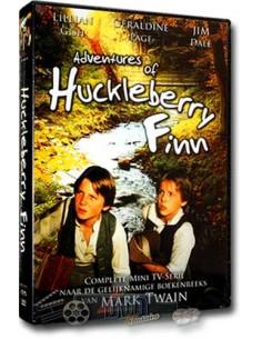 Huckleberry Finn - Geraldine Page - DVD (1985)