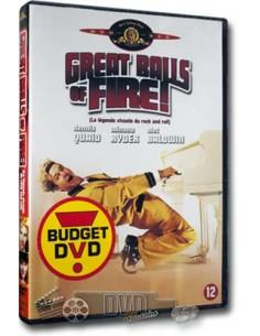 Great Balls of Fire - Dennis Quaid, Winona Ryder - DVD (1989)