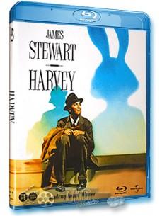 Harvey - James Stewart, Wallace Ford, William H. Lynn - Blu-Ray (1950)