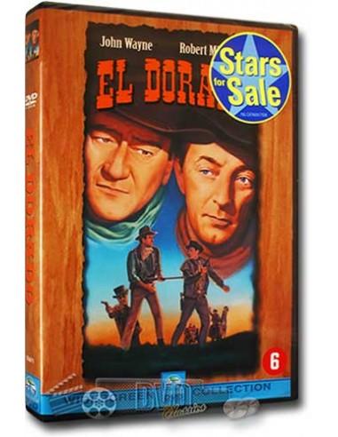 John Wayne in El Dorado - James Caan, Robert Mitchum - DVD (1967)