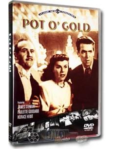 James Stewart in Pot o' Gold - Paulette Goddard - DVD (1941)