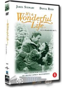 James Stewart in It's a Wonderful Life - Frank Capra - DVD (1946)
