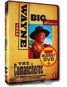 John Wayne in The Comancheros - Lee Marvin - DVD (1961)