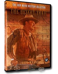 John Wayne in The Desert Trail - DVD (1934)