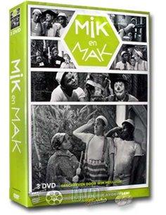 Jeugdserie Mik & Mak compleet - Guus Verstraete (1963)
