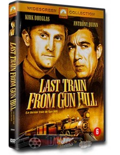 Last Train From Gun Hill - Kirk Douglas, Anthony Quinn - DVD (1959)