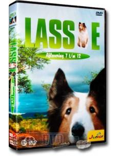 Lassie aflevering 7-12