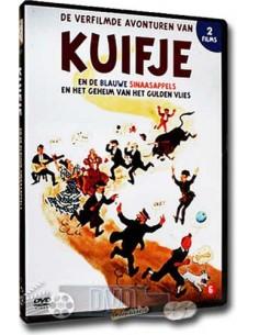 Kuifje - De verfilmde avonturen - DVD