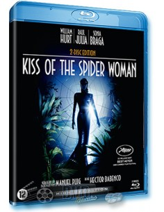 Kiss of the Spiderwoman - William Hurt -  Blu-Ray (1985)