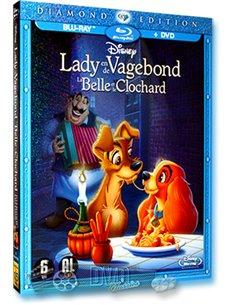 Lady en de Vagebond - Walt Disney - Blu-Ray (1955)