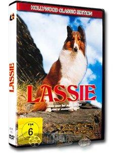 Lassie - Ann Doran, Paul Kelly - Harold F. Kress - DVD (1951)