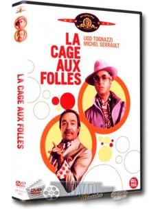 La Cage aux Folles - Claire Maurier, Michel Serrault - DVD (1978)