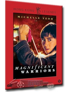 Magnificent Warriors - Chindy Lau, Hark-On Fung - DVD (1987)