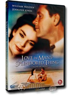 Love is a Many Splendored Thing - William Holden - DVD (1955)