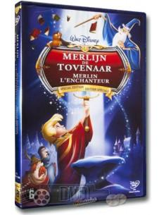 Merlijn de Tovenaar - Walt Disney - DVD (1963)