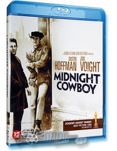 Midnight Cowboy - Dustin Hofmann, Jon Voight - Blu-Ray (1969)