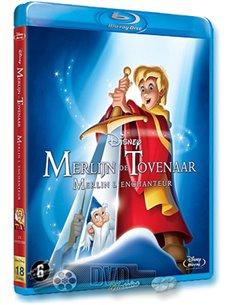 Merlijn de Tovenaar - Walt Disney - Blu-Ray (1963)