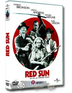 Red Sun - Charles Bronson, Alain Delon, Ursula Andress - DVD (1971)