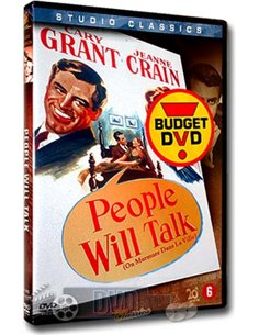 People Will Talk - Cary Grant - Jeanne Crain - DVD (1951)