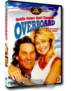 Overboard - Goldie Hawn, Kurt Russell - Garry Marshall - DVD (1987)