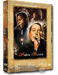 Paris Blues - Paul Newman, Sidney Poitier, Louis Armstrong - (1961)