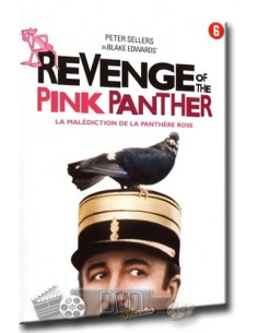 Revenge of The Pink Panther - Peter Sellers - DVD (1978)