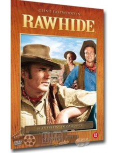 Rawhide - Seizoen 2 deel 1 (4DVD) - Clint Eastwood - DVD (1959)