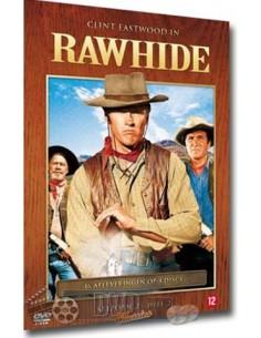 Rawhide - Seizoen 2 deel 2 (4DVD) - Clint Eastwood - DVD (1960)