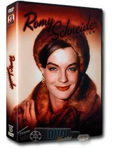 Romy Schneider Collection [3DVD]