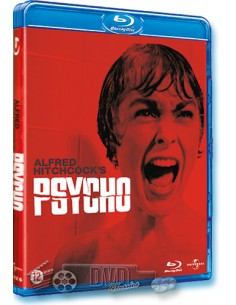 Psycho - Anthony Perkins, Janet Leigh - Blu-Ray (1960)