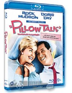Pillow Talk - Doris Day, Rock Hudson - Michael Gordon - Blu-Ray (1959)