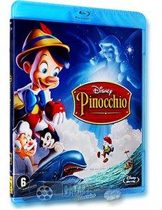Pinocchio - Walt Disney - Blu-Ray (1940)