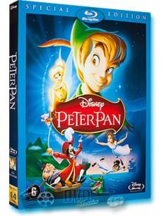 Peter Pan - Walt Disney - Blu-Ray (1953)