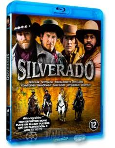 Silverado - Kevin Costner, Danny Glover - Blu-Ray (1985)