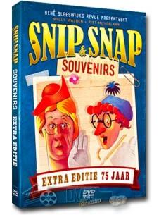 Snip en Snap - Souvernirs Extra Editie 75 jaar - DVD (2012)