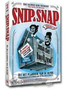 Snip & Snap - Het plakboek van De Revue compleet - DVD (2011)